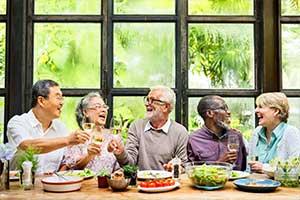 장내 미생물이 노화 및 건강을 반영합니다
