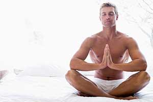 Schweigen ist Gold: Meditation
