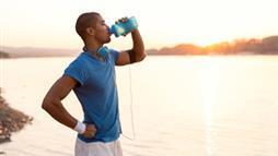 물 스포츠 음료