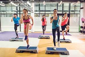 Эндорфины в результате физических упражнений