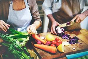 우울증 위험이 2배 이상 높은 채식주의 식단