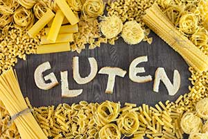 Macht Gluten Sie Fett?