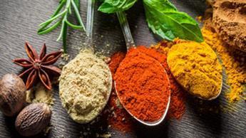 香辛料の効いた食事は熱以外にもメリットがある