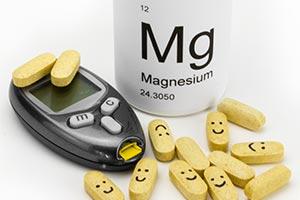 magnésio para diabetes