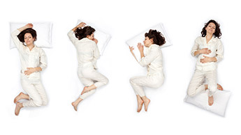 Какое положение для сна лучше всего?
