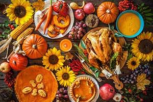 奇妙的秋季食物