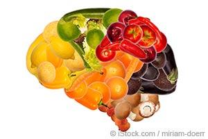 Продукты питания, полезные для здоровья головного мозга