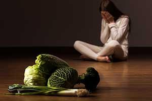 Ernährung und psychische Störungen