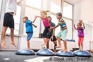 어린이 운동