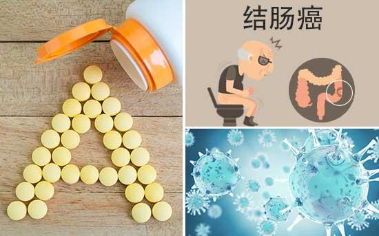 维生素对抗癌症