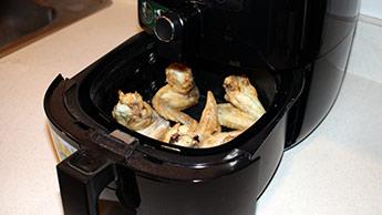 La friture sans huile est-elle saine ?