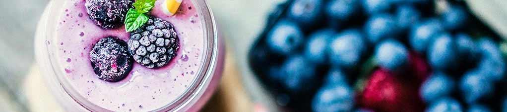Recette santé aux myrtilles : smoothie super énergisant