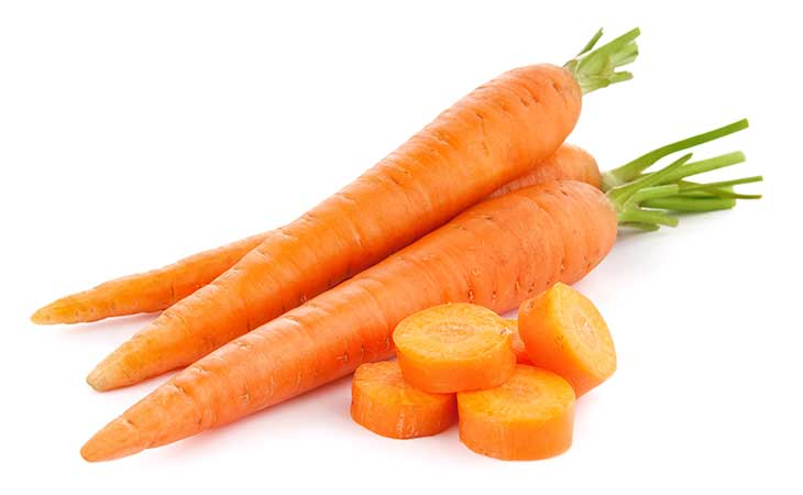 胡萝卜有哪些好处?