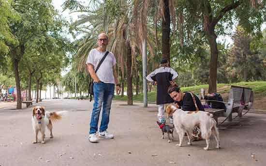 Вы познакомились со многими любителями собак