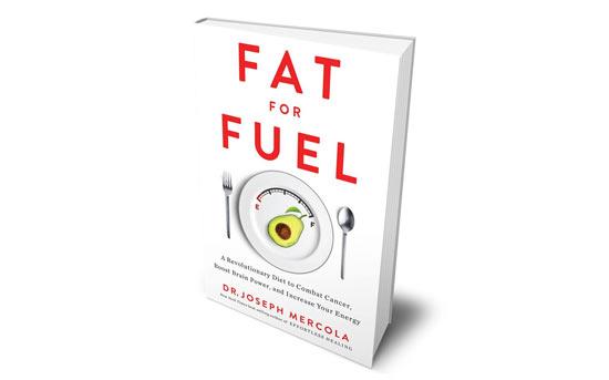 머콜라 박사의 저서: Fat for Fuel