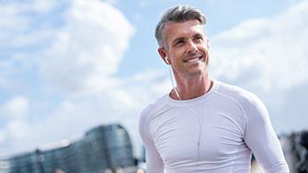 Wie man mit 40 so gut in Form kommt wie noch zuvor im Leben