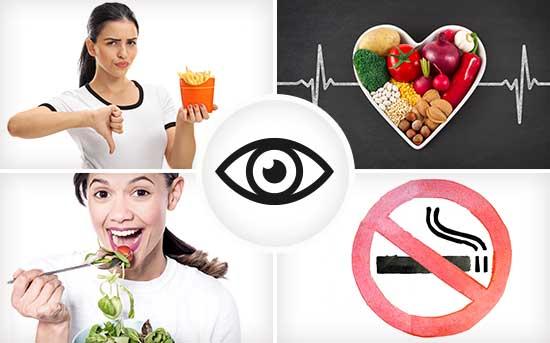如何改善眼睛视力
