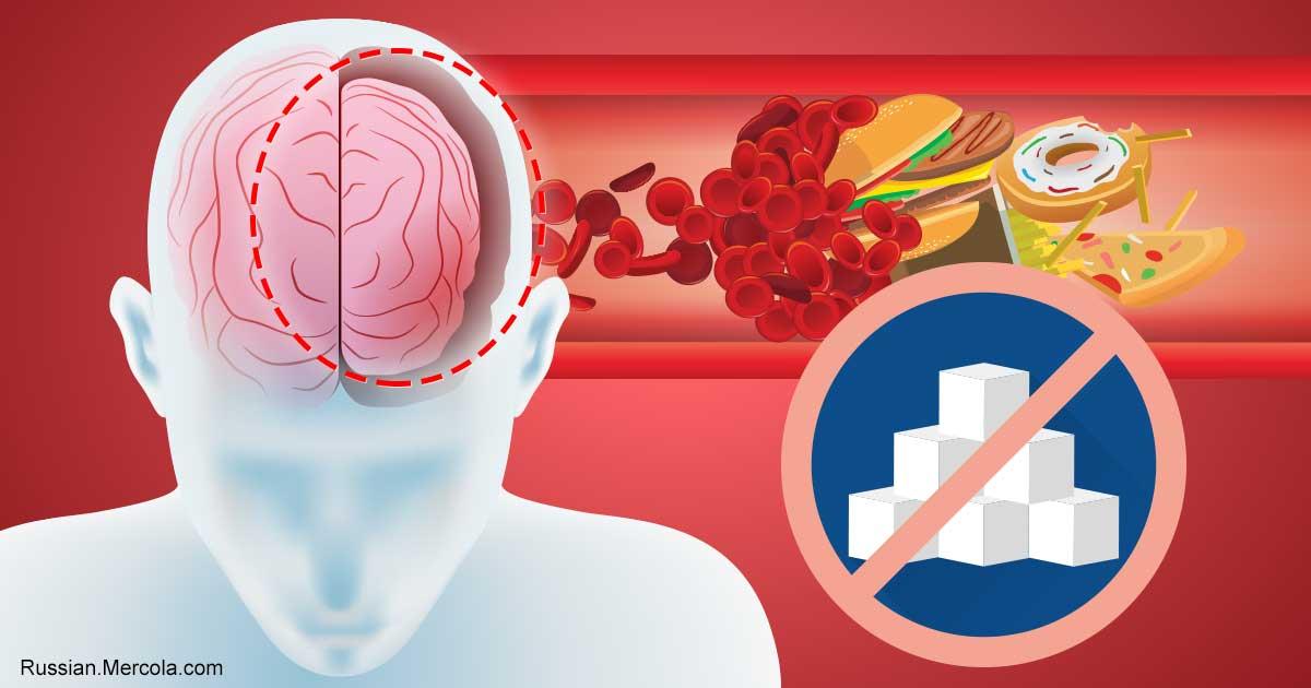 Сладкий вредитель: что сахар делает с вашим мозгом
