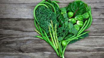 心臓に最適な野菜