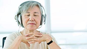 치매 환자 음악 치료