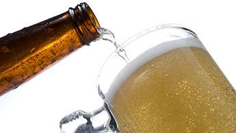 Récupération avec la bière sans alcool