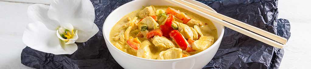Rezept Rambutan Sommer Curry