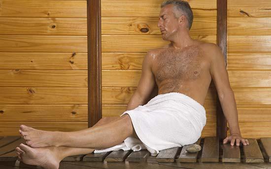 sauna vorteile