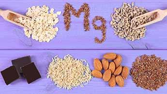 fontes alimentares de magnésio