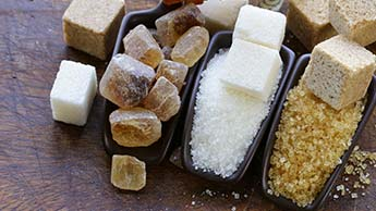 설탕을 과다하게 섭취하면 일어나는 증상들!