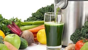 Entsaftung - eines der besten Mittel zur Verbesserung Ihrer Gesundheit