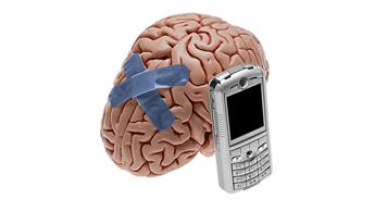 휴대 전화로 인해 유발되는 두통