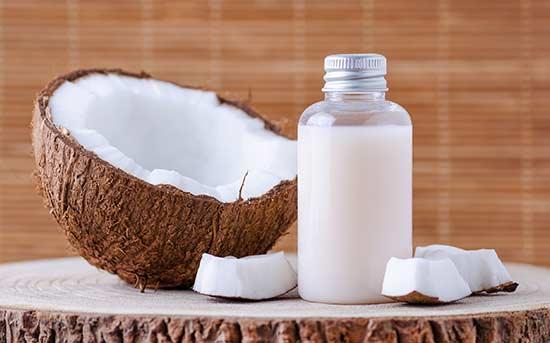 코코넛 오일의 효능