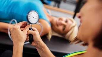 고혈압 예방을 위한 운동