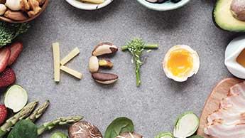 Ketogene diät für optimale gesundheit