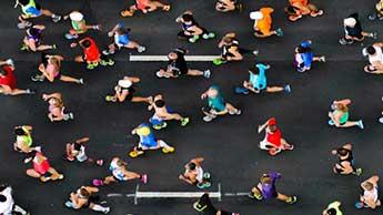 Courir des marathons