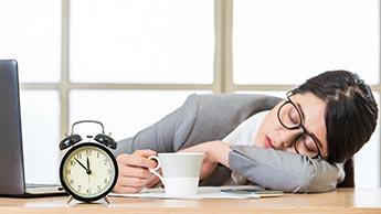 수면 부족