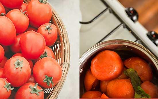 如何储存、烹调和食用番茄
