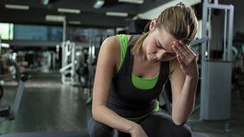 病気にかかった時の運動