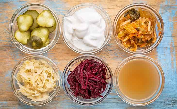发酵食物可能是抗癌饮食的重要组成部分