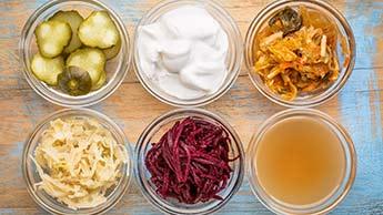 Les aliments fermentés pourraient être un élément clé d'une alimentation anti-cancer