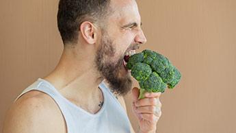 18 Nahrungsmittel, die Muskelwachstum und –definition unterstützen