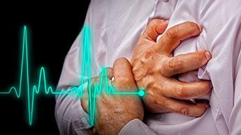 Was passiert in Ihrem Körper während eines Herzinfarkts?