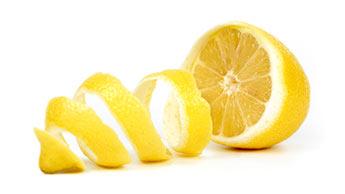 레몬 껍질과 즙으로 할 수 있는 모든 것들