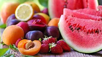 Frutas Resfriado Comum
