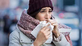 paciente com tosse