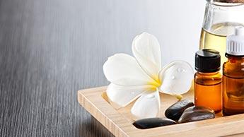 óleo de frangipani