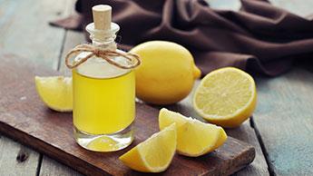 Wspaniałe właściwości olejku cytrynowego
