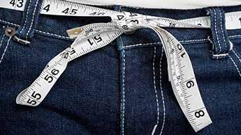体重の管理