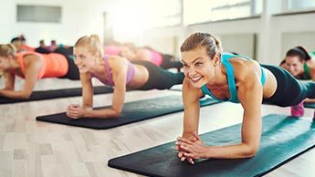 30-Tage-Plank-Challenge
