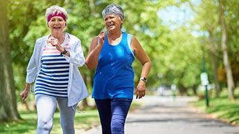 조기 사망의 원인을 초래하는 모든 질병을 한 주 2시간의 걷기 운동으로 예방하세요.